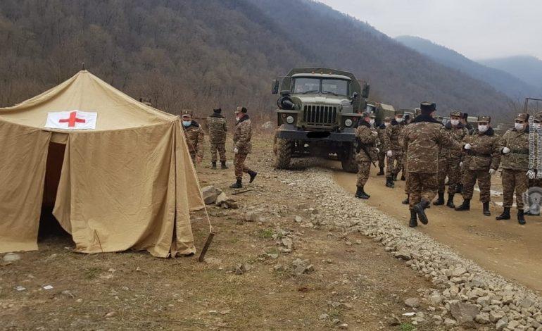 ՊՆ-ն մարտական հերթափոխի մեկնող զինծառայողների բժշկական զննման մասին