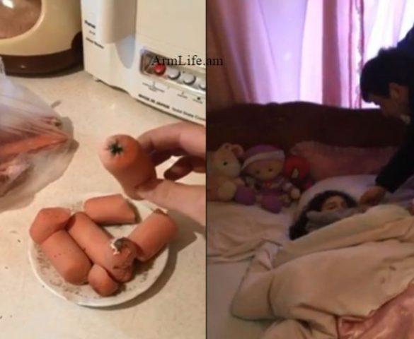 ՏԵՍԱՆՅՈՒԹ. «Երևան սիթիի» նրբերշիկից երեխան թունավորվել է ու տեղափոխվել հիվանդանոց. հայրն ահազանգում է