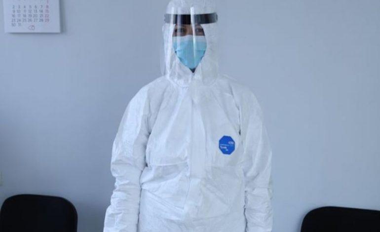 ՖՈՏՈ. Գյումրու ինֆեկցիոն հիվանդանոցի մի մասնաշենք վերածվել է մեկուսարանի