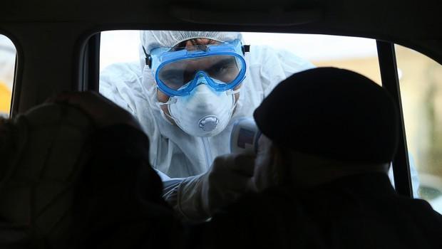 Կորոնավիրուսի կասկածով պացիենտը փախել է հիվանդանոցից
