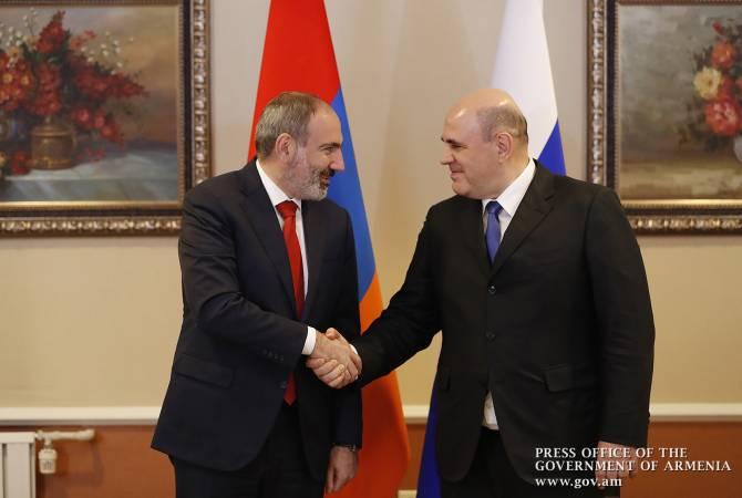 Փաշինյանը և ՌԴ վարչապետը հեռախոսով հրատապ թեմա են քննարկել