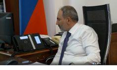 ՏԵՍԱՆՅՈՒԹ. Ուղիղ եթերում վարչապետից պատահական զանգ ստացած քաղաքացին աշխատանքի է ընդունվել