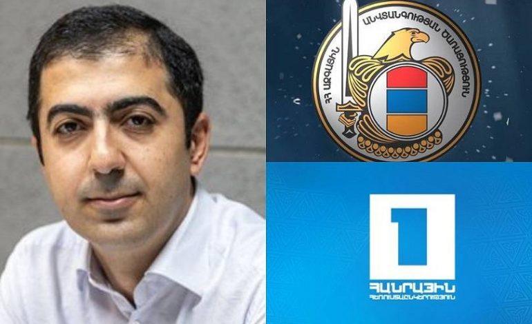 Ռոբերտ Քոչարյանի փաստաբան Արամ Օրբելյանը դատի է տվել ԱԱԾ-ին եւ Հանրային հեռուստաընկերությանը