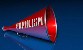 Պոպոլիզմը չի կարող դիմագրավել գլոբալ աղետներին