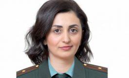 Շուշան Ստեփանյանը նշանակվել է ՀՀ ՊՆ մամուլի քարտուղար