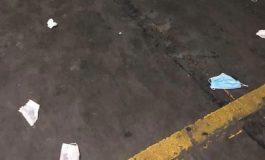 ««Զվարթնոց» օդանավակայանի ավտոկայանատեղիում օգտագործված դիմակներ ու ձեռնոցներ են նետված». Ա․ Ղարիբյան