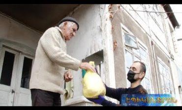 ՏԵՍԱՆՅՈՒԹ. «Գ.Ծառուկյան» հիմնադրամը պարենային օգնություն է հատկացրել սահմանամերձ Տավուշի մարզում
