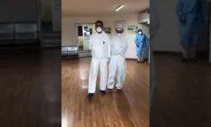 ՏԵՍԱՆՅՈՒԹ. Քոչարիով կհաղթենք. Ինչպես են «Նորք» ինֆոկցիոն հիվանդանոցի բժիշկները պարում