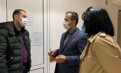 Առողջապահության նախարարն այցելել է կորոնավիրուսի բուժմամբ զբաղվող բժշկական կազմակերպություններ