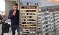 ՏԵՍԱՆՅՈՒԹ. Ցնծում է փողոցը. Բելգիայում կարանտինի մեջ գտնվող հայը երգը նվիրում է ապրիլյան քառօրյա պատերազմի հերոս տղաների հիշատակին