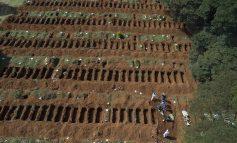 ՖՈՏՈՇԱՐՔ. Գերեզմաններ՝ կորոնավիրուսի զոհերին հուղարկավորելու համար