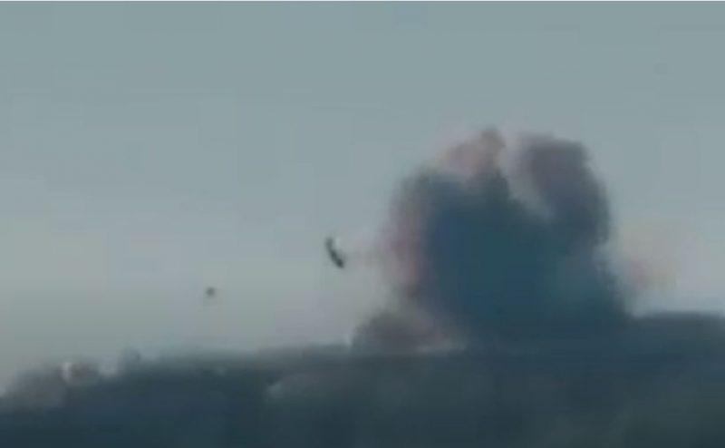 ՏԵՍԱՆՅՈՒԹ․ Ինչպես են հակառակորդի զինվորները օդ թռնում. Հայկական բանակի  պատժիչ գործողությունները սահմանին |