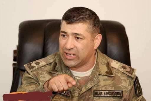 Ադրբեջանը հաստատեց. գերի ընկած գեներալը հայկական արմատներով Մայիս Բարխուդարովն է