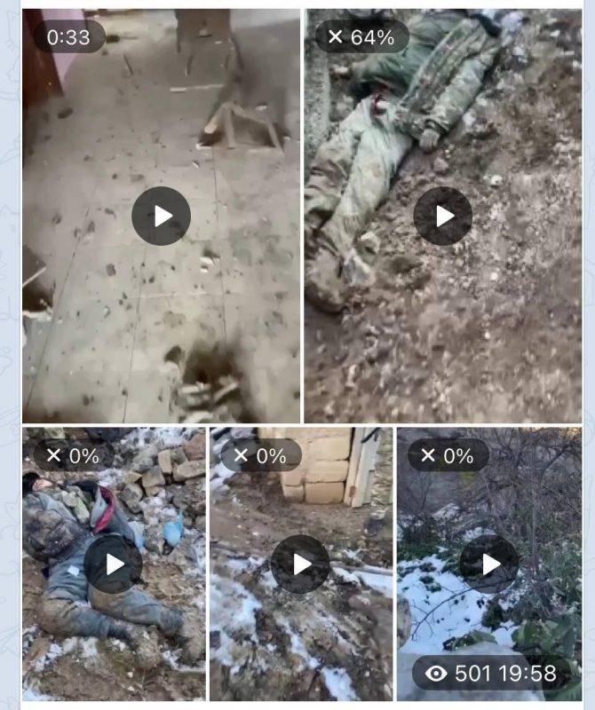 Mediaport 18+. Ադրբեջանական լրատվամիջոցները հրապարակել են Արցախիի Մարտունու շրջանում 6 հայ զինվորականների սպանության դաժան տեսանյութեր. Տեսանկարահանման ամսաթիվը` դեկտեմբերի 27