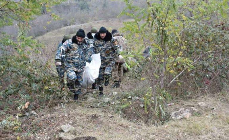 ԱԻՊԾ-ն արդեն հայտնաբերել է 693 հայ զինծառայողի մարմին